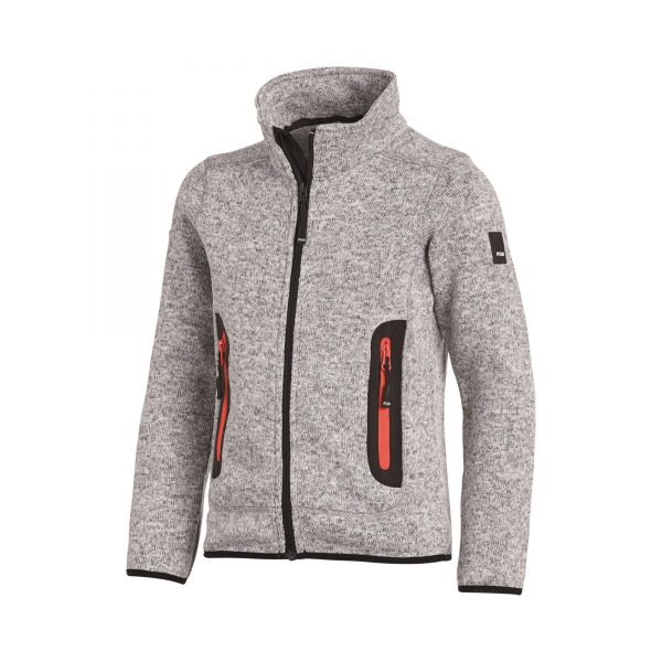 FHB Strick-Fleece-Jacke Kinder Mats 79598