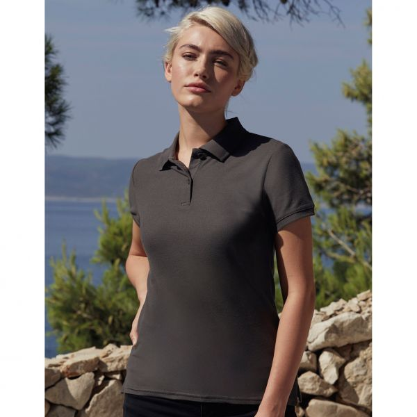 Fruit of the Loom Premium Damen-Poloshirt