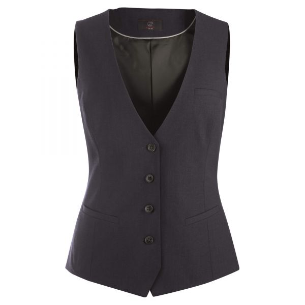 Greiff Premium Damen-Weste Regular Fit